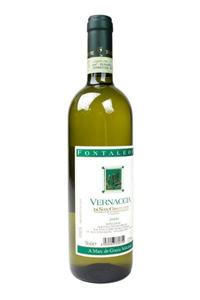 Fontaleoni Vernaccia Di San Gimignano
