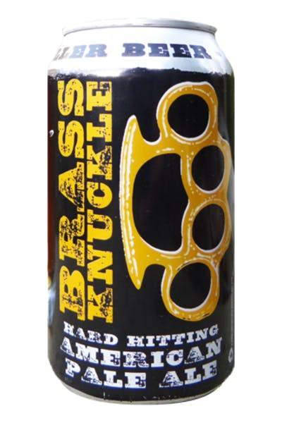 Four String Brass Knuckle Pale Ale