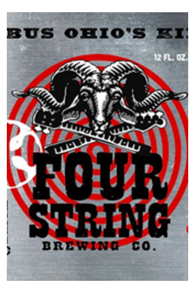 Four String Switchblade IPA
