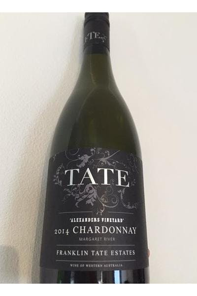 Franklin Tate Estates Chardonnay 2014