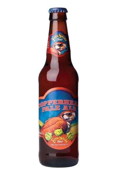 Free State Brewing Copperhead Pale Ale