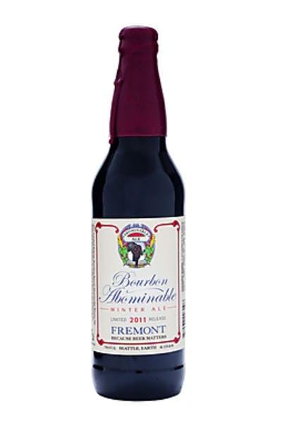 Fremont Bourbon Abominable Winter Ale