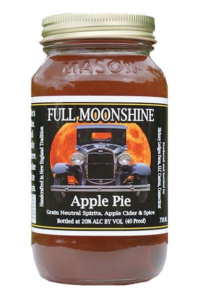 Full Moonshine Apple Pie