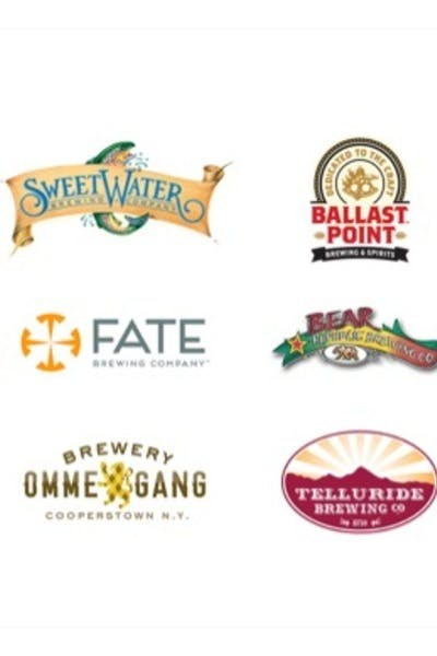 GABF Craft Six Pack