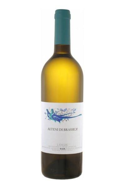 Gaja Alteni Brassica Sauvignon Blanc 2012