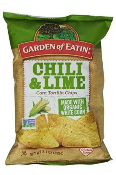 Garden of Eatin' Chili & Lime Tortilla Chips