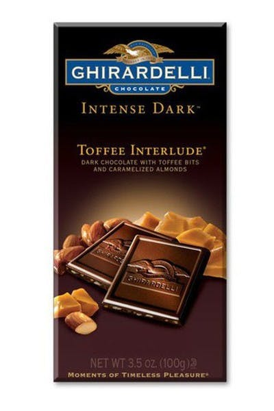 Ghirardelli Toffee Interlude 1
