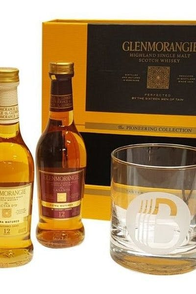 Glenmorangie Scotch Pioneer Pack