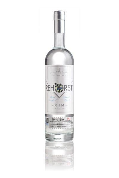 Gold Rehorst Premium Milwaukee Gin