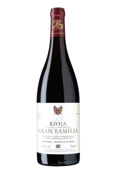 Gran Familia Rioja Tempranillo