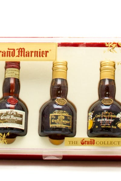 Grand Marnier The Grand Collection