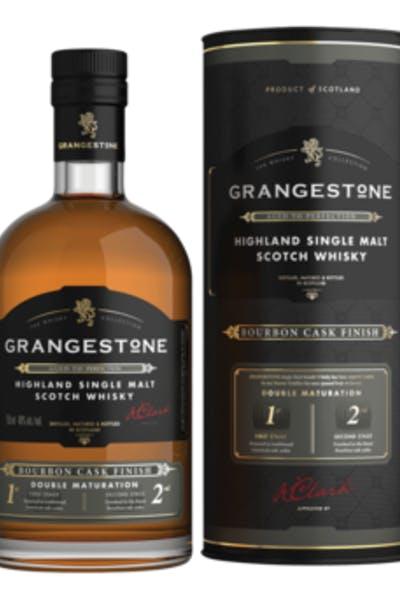 Grangestone Bourbon Cask Finish Single Malt Scotch Whisky