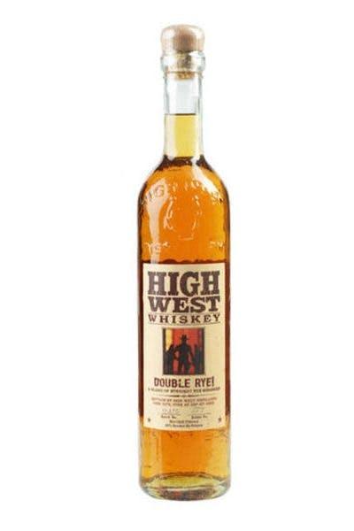 High West Straight Rye