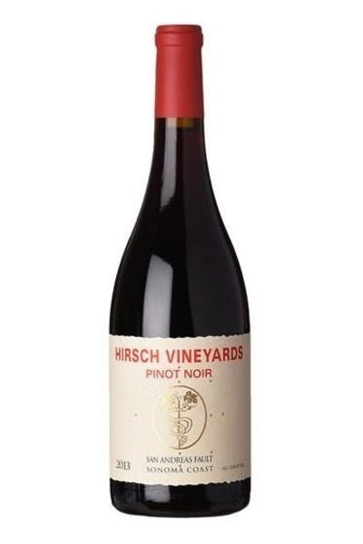 Hirsch San Andreas Pinot Noir