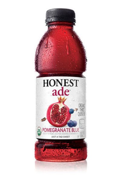 Honest Ade Pomegranate Blue