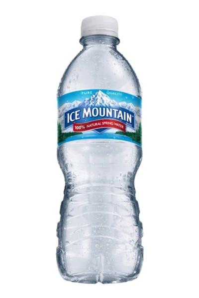 Ice Mountain Water