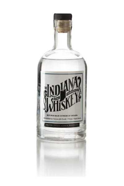 Indiana Silver Sweet Corn Whisky
