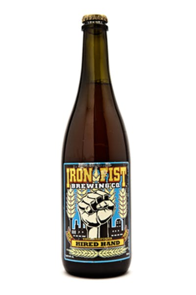 Iron Fist Hired Hand Saison
