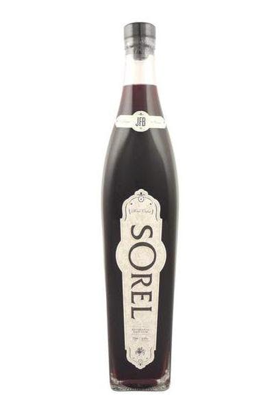 Jack From Brooklyn Sorel Hibiscus Liqueur