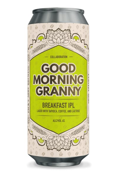 Jack's Abby Good Morning Granny