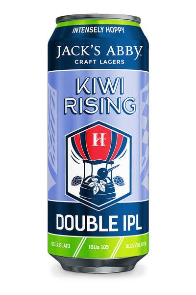 Jack's Abby Kiwi Rising Double IPL