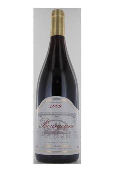 Jean-Michel and Laurent Pillot Pinot Noir