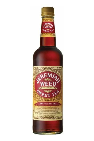 Jeremiah Weed Bourbon Sweet Tea