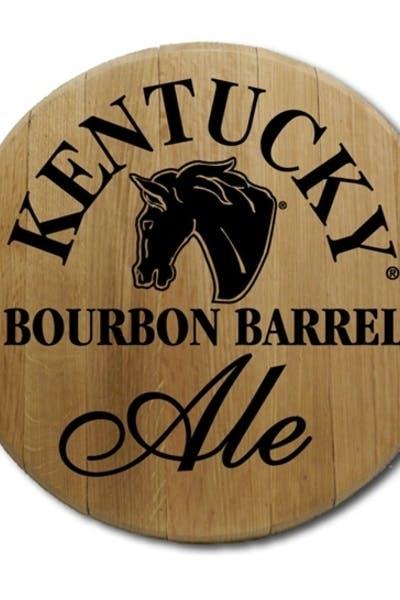 Kentucky Pumpkin Barrel