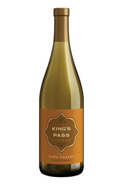 King's Pass Chardonnay Napa