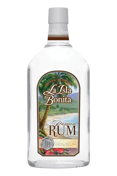 La Isla Bonita Platinum  Rum
