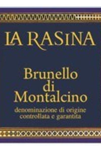 La Rasina Brunello Di Montalcino 2012