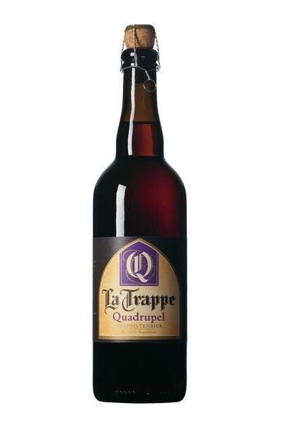 La Trappe Quadrupel Trappist Ale