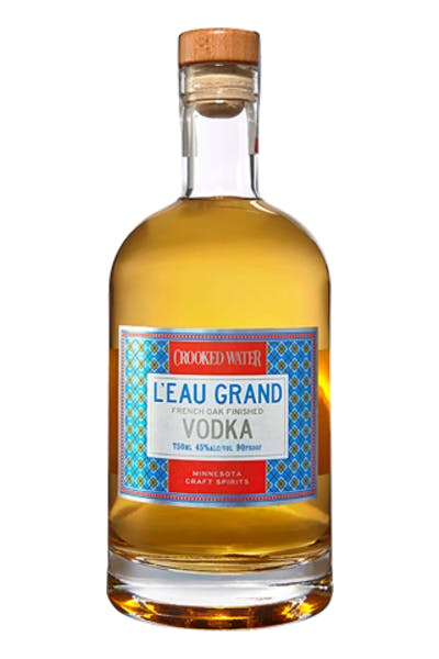 L'Eau Grand Vodka