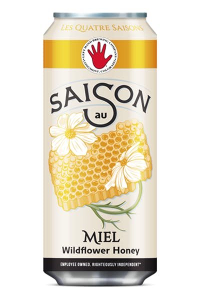 Left Hand Saison Au Miel