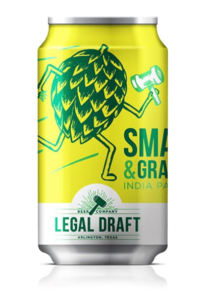 Legal Draft Smash & Grab IPA