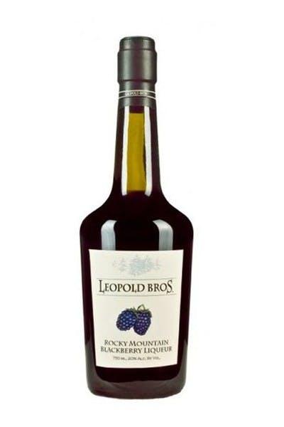 Leopold Bros Rocky Mountain Blackberry Liqueur