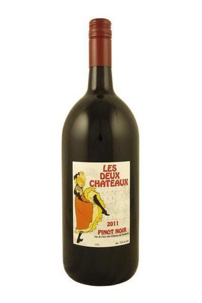 Les Deux Chateaux Pinot Noir