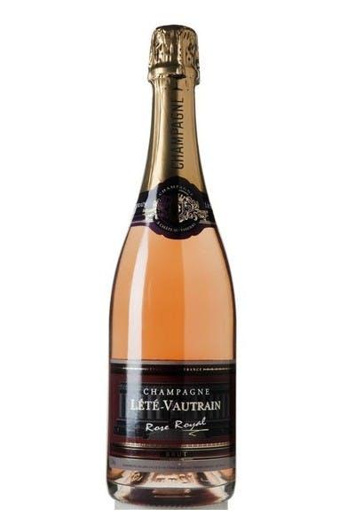 Lete Vautrain Rose Royal Brut