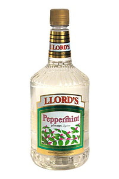 Llord's Peppermint Schnapps