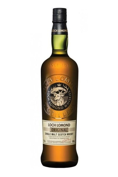 Loch Lomond Original Single Malt Scotch