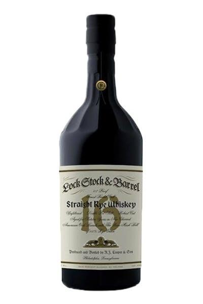 Lock Stock & Barrel Rye 16 Year