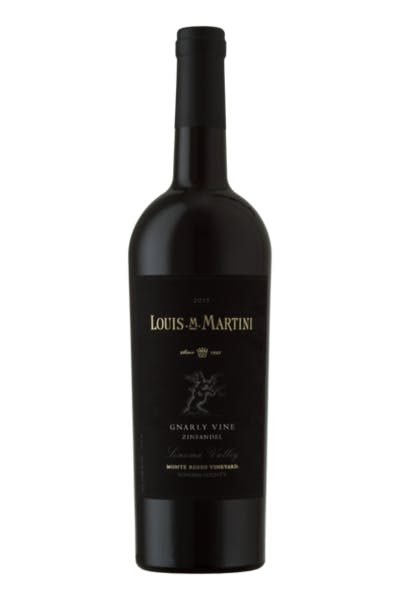 Louis M. Martini Gnarly Vines Zinfandel Monte Rosso