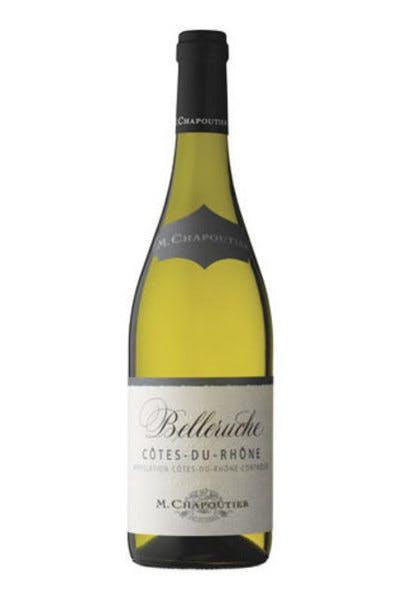 M. Chapoutier Belleruche Cotes du Rhone Blanc