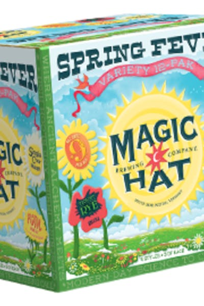 Magic Hat Spring Fever Variety Pack