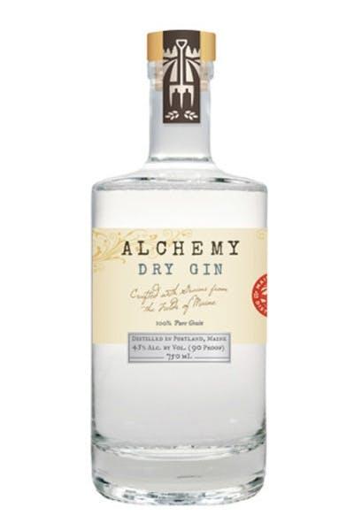 Maine Alchemy Gin