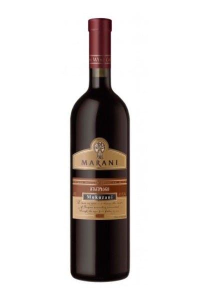 Marani Mukuzani Red Wine