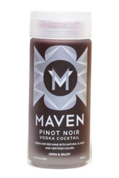 Maven Pinot Noir Vodka Cocktail