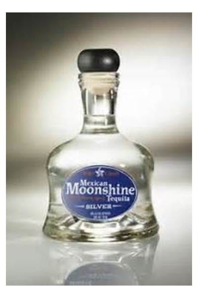 Mexican Moonshine Tequila Silver