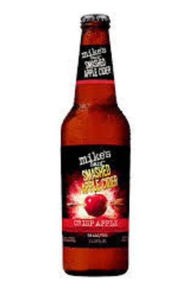 Mike's Hard Smashed Apple Cider