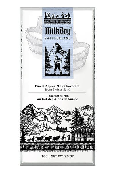 Milkboy Milk Chocolate